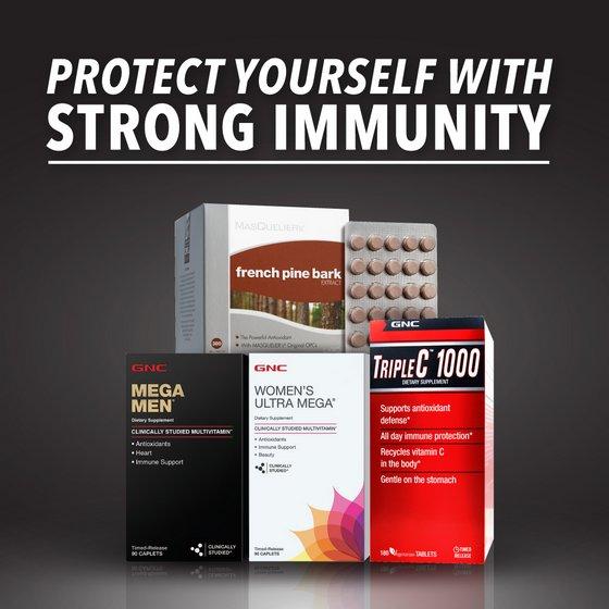 GNC Immunity Supplements - GNC Supplement Stores in Singapore.