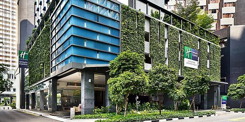 Holiday Inn Express Singapore Orchard Road hotel.