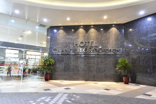 Hotel Chancellor@Orchard Singapore.