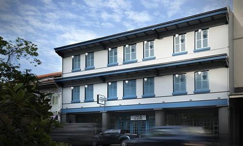 Hotel Classic by Venue in Singapore.