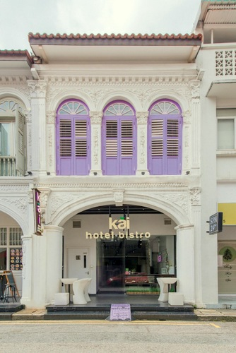 Hotel Kăi Singapore.