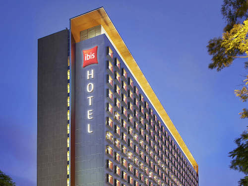 Ibis Singapore on Bencoolen hotel.