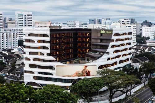Ibis Styles Singapore On Macpherson hotel.