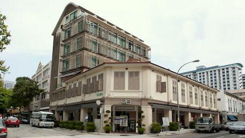 J8 Hotel Singapore.