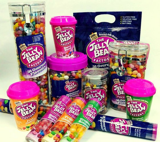 Jelly Beans - Candy Empire - Candy Shops in Singapore.
