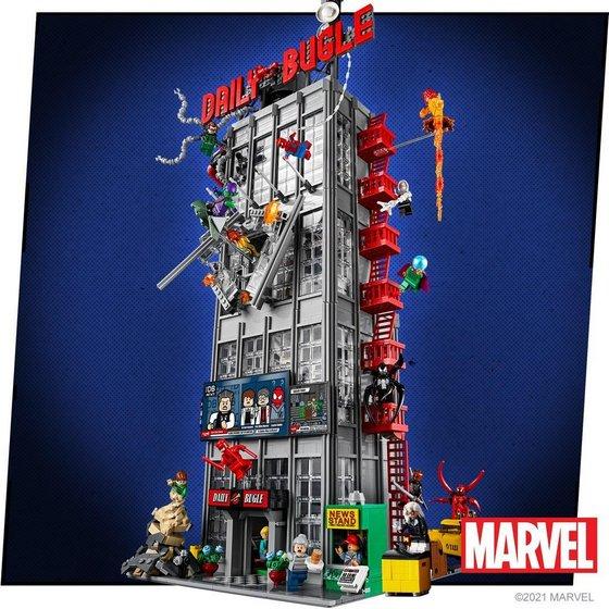 LEGO Marvel Super Heroes.