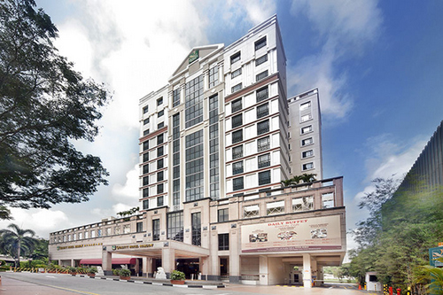 Quality Hotel Marlow Singapore.