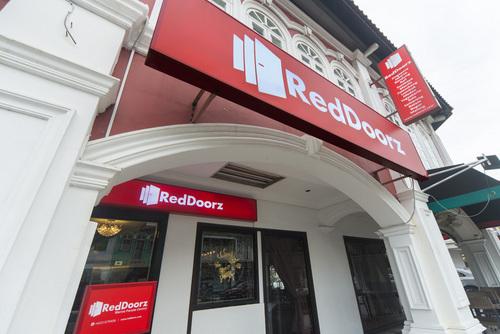 RedDoorz near Marine Parade Central in Singapore.
