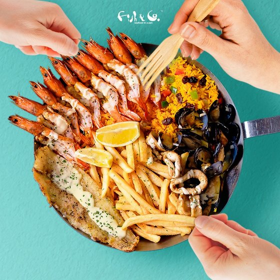 Seafood Restaurants in Singapore - Fish and Co.