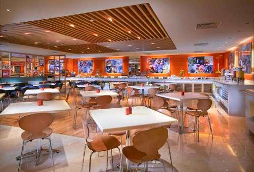 TASTE Restaurant at Ibis Singapore on Bencoolen hotel.