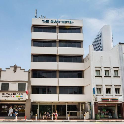 The Quay Hotel Singapore.