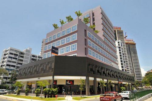 Value Hotel Thomson Singapore.