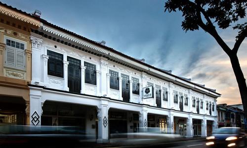 Venue Hotel in Singapore.