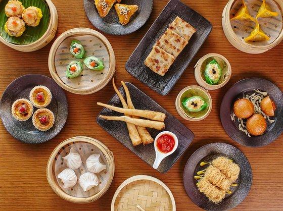 Dim Sum Brunch - Empress Restaurant.