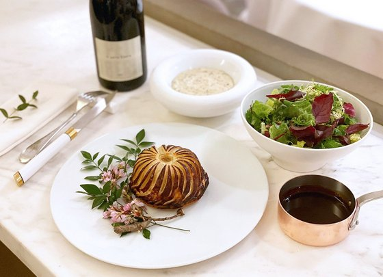 French Fine Dining in Singapore - Odette.