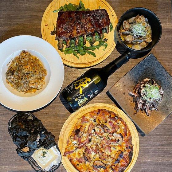 Japanese Italian Restaurant in Singapore - Boruto.