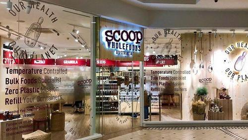 Scoop Wholefoods store at Tanglin Mall in Singapore.