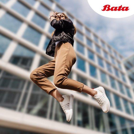 Bata Women's Shoes in Singapore - 3D Energy Women's Slip On Sneakers.