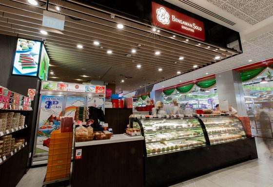 Bengawan Solo Outlets - Bakery Shops in Singapore.