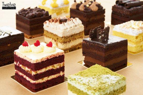 Cake Shop in Singapore - Twelve Cupcakes.