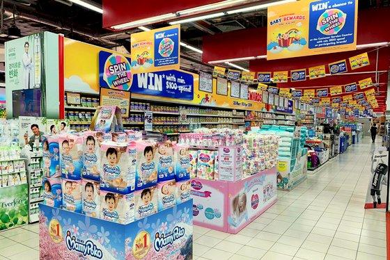 Hypermarkets in Singapore - FairPrice Xtra.