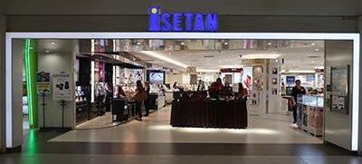 Isetan Department Store - NEX Mall.