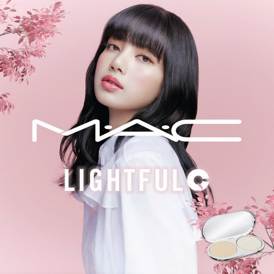 M.A.C Makeup in Singapore - Lightful C Coral Grass Foundation.