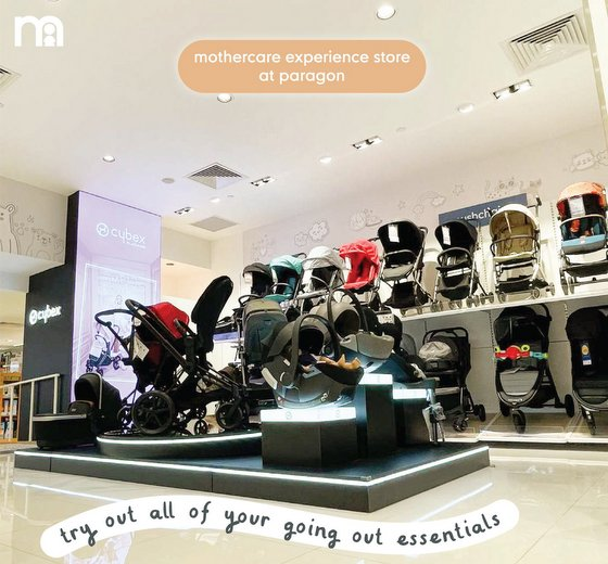 Mothercare Paragon - Baby Stores in Singapore.