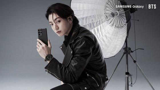 Samsung Galaxy BTS.