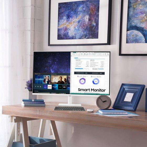 Samsung Smart Monitor in Singapore.