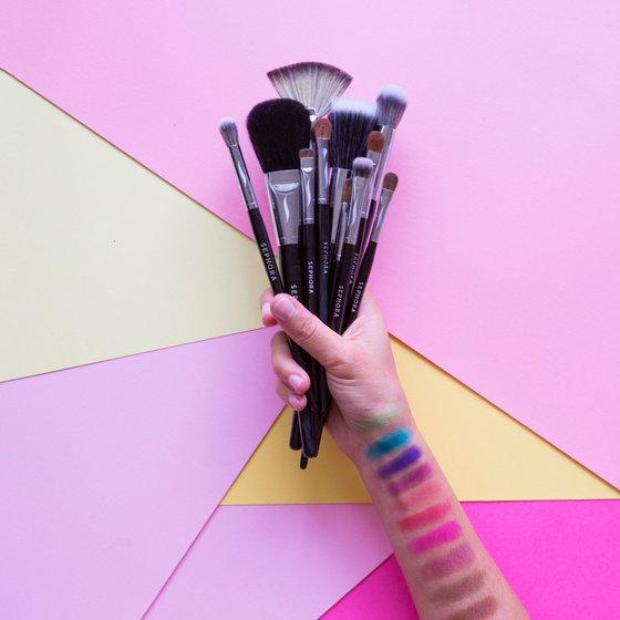 Sephora Makeup Brushes.