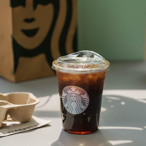 Starbucks Singapore.