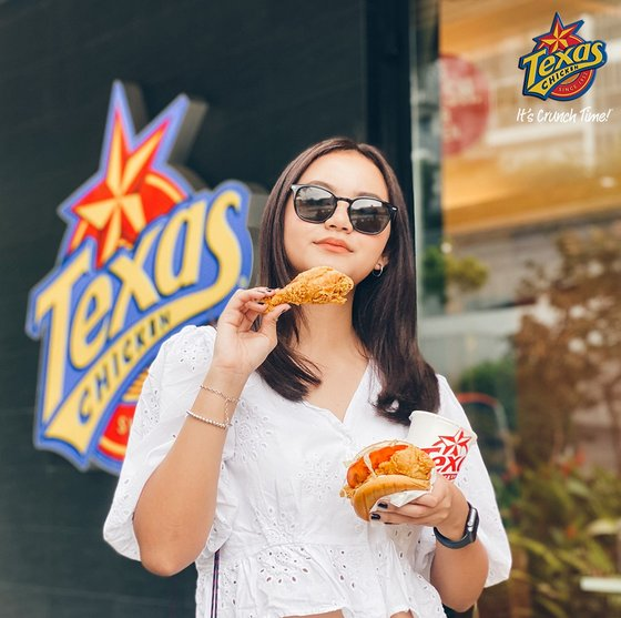 Texas Chicken Outlet - Fried Chicken in Singapore.