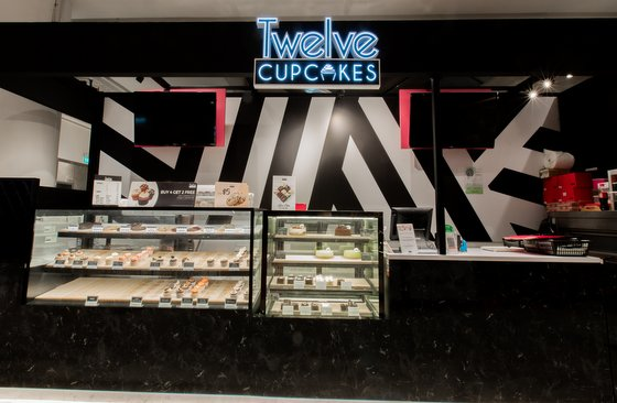 Twelve Cupcakes Locations in Singapore - AMK Hub.