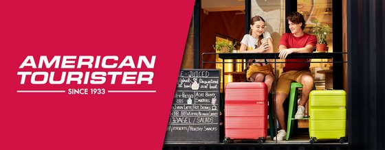 American Tourister Shop in Singapore.