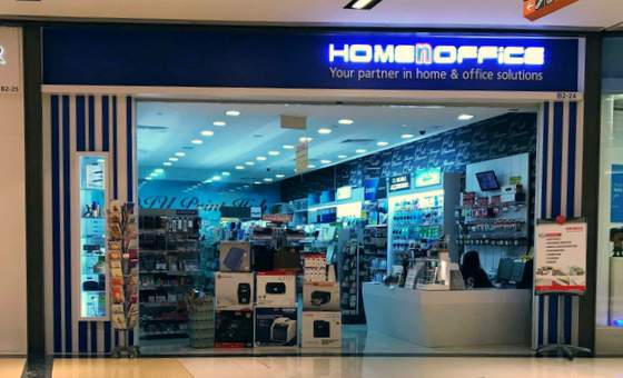 Home n Office Singapore - Outlet at Marina Bay Link Mall.