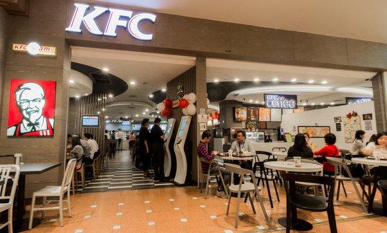 KFC Jurong Point - Kentucky Fried Chicken Restaurants in Singapore.