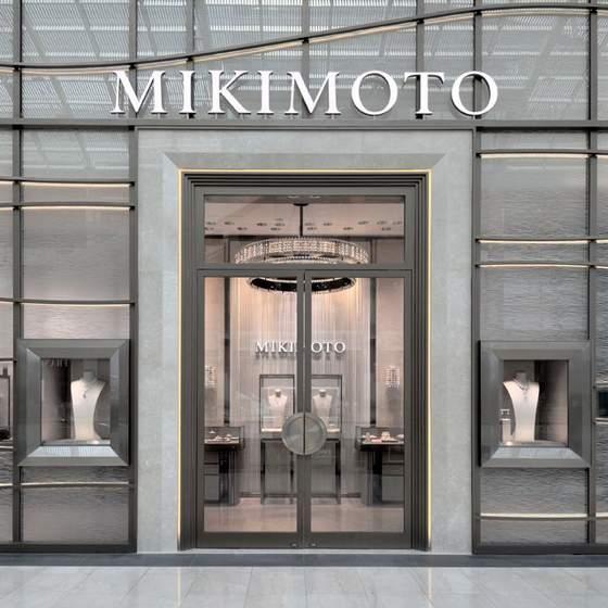 Mikimoto Singapore - Marina Bay Sands - Japanese Pearl Jewellery.