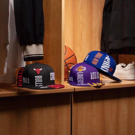 New Era NBA Caps in Singapore.