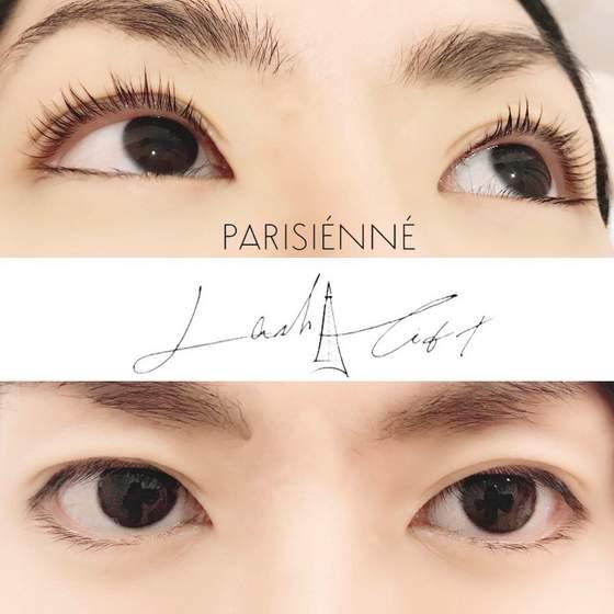 Parisienne Lash Lift.