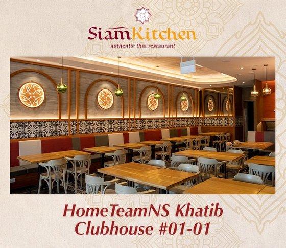 Siam Kitchen Outlets - HomeTeamNS Khatib - Thai Restaurants in Singapore.
