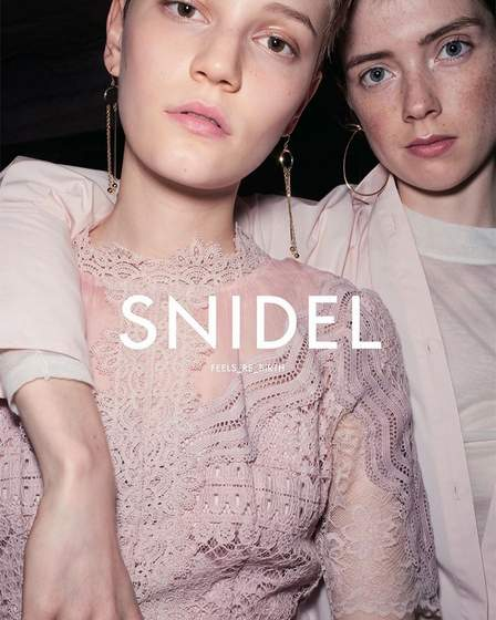 SNIDEL shop in Singapore - Womenswear fashion 2020.