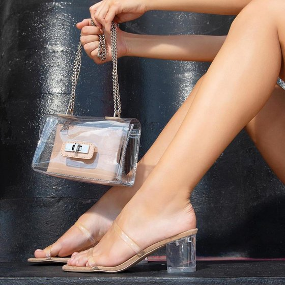 Steve Madden Women's Shoes and Bag.