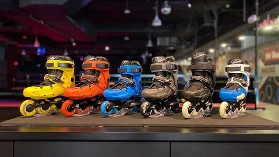 Inline Skates.
