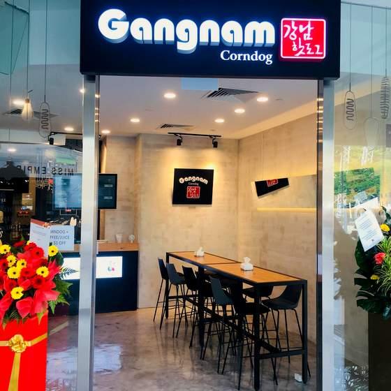 Gangnam Corndog Singapore.