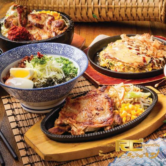 Japanese Food in Singapore - Ramen Restaurants in Singapore.