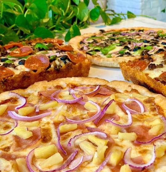 John's Pizzeria & Bakery Singapore.