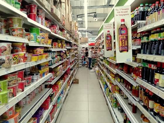 Li Li Cheng Supermarket Singapore.