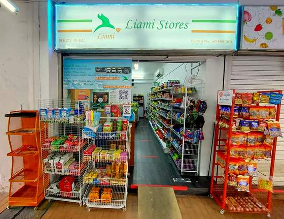 Liami Stores - Convenience Stores in Singapore.