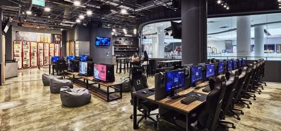 Reality Rift Arena - Esports Singapore.